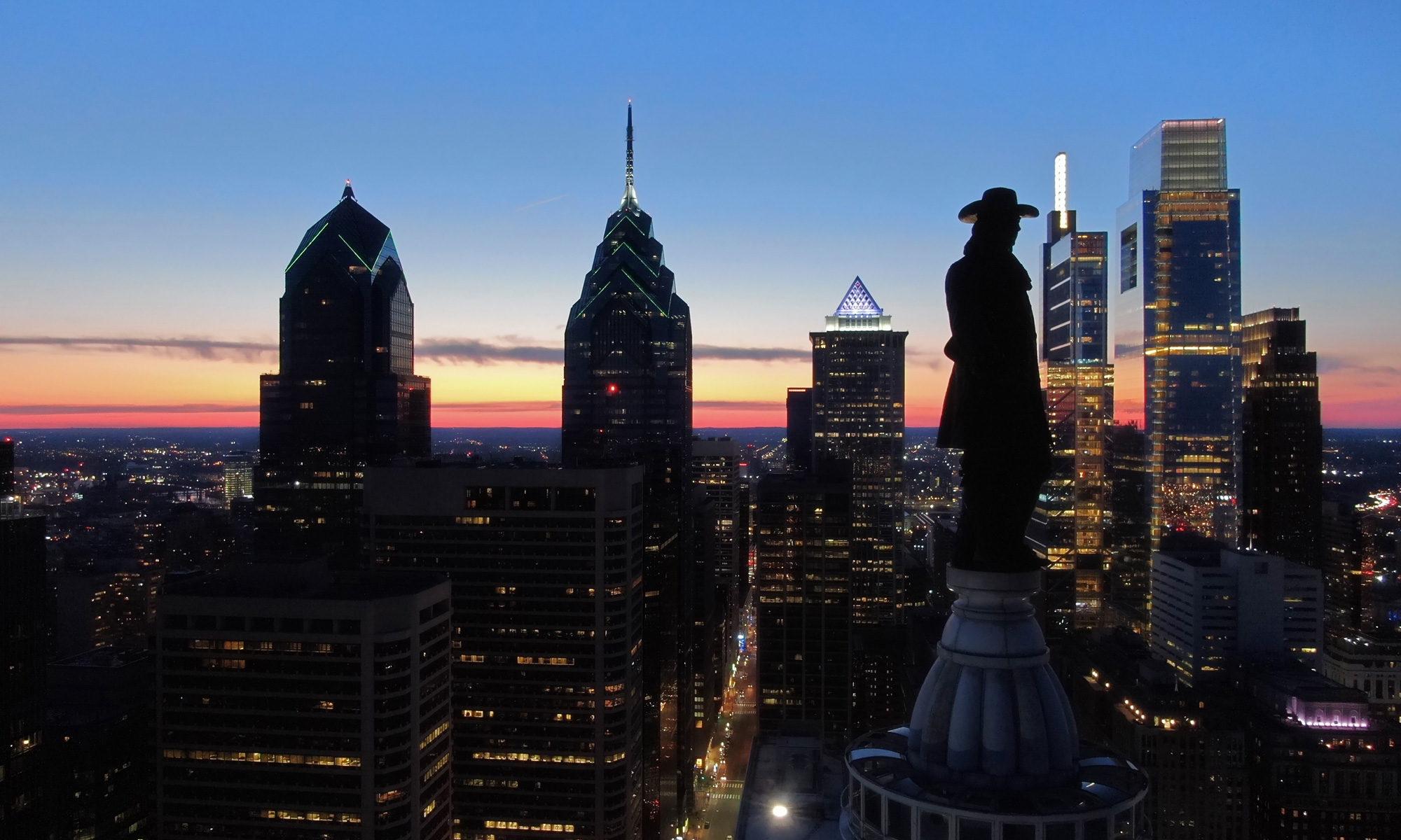 Philadelphia Aerial Photography & Imaging